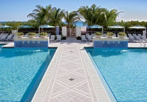 Marriott Oceana Palms Swimming Pool