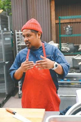 Top Chef – Sheldon Simeon
