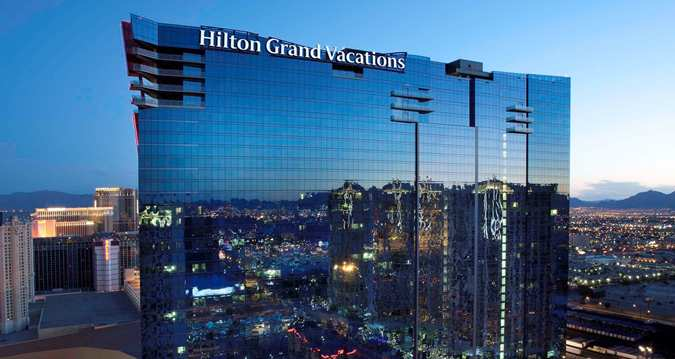 Hilton Grand Vacations Club Las Vegas Elara 2017 Maintenance Fees