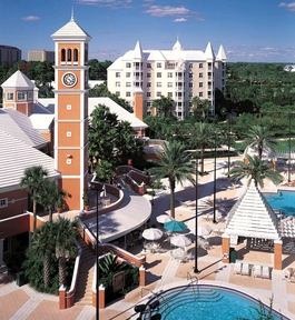 Hilton Grand Vacations at Seaworld 2015 Annual Fees Phase I
