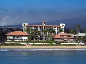 Maui Beach Vacation Club Exterior