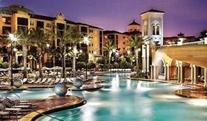 Hilton Grand Vacations Tuscany – International Drive Points Chart