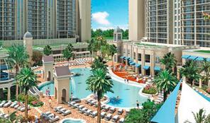Hilton Grand Vacations Parc Soleil Suites Points Chart