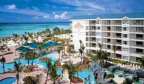 Marriott Aruba Ocean Club Rewards Chart