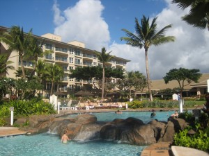 Westin Kaanapali Ocean Resort Swimming Pool