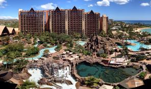 Aulani, Disney Vacation Club Villas 2017 Points Chart