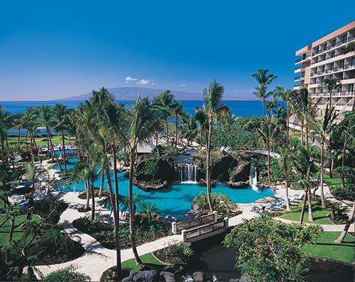 Marriott Maui Ocean Club Lahaina Tower 2017 Maintenance Fees