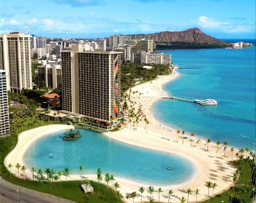 Hilton Oahu Timeshare Resorts Description