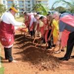 Westin Nanea Ocean Resort Ground Breaking Ceremony