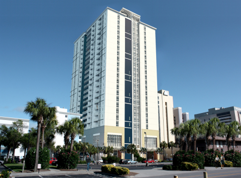 Hilton Grand Vacations Ocean 22 Myrtle Beach Opens