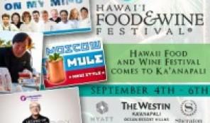 Hawaii Food & Wine Festival Maui 2015