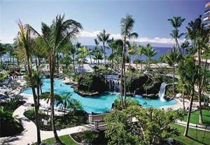 Marriott Lahaina Villas Swimming Pool