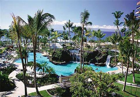 Marriott Maui Ocean Lahaina, Napili 3 Bedroom 2016 Annual Fee