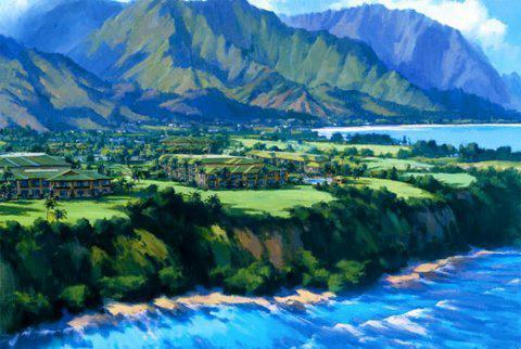 Westin Princeville Ocean Resort Villas Spa Packages