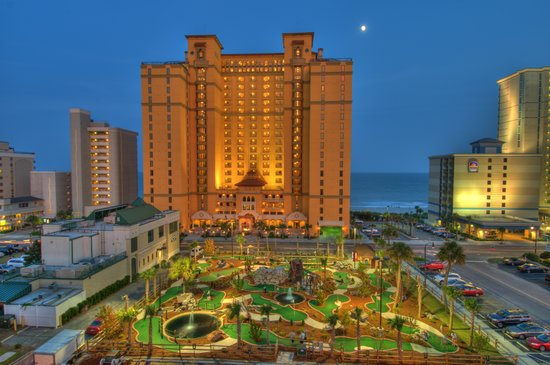 Hilton Grand Vacations Anderson Ocean Club Points Chart