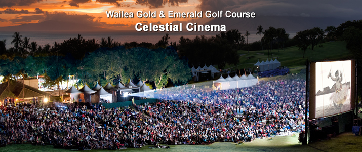 Maui Film Festival Celestial Cinema 2016 Schedule