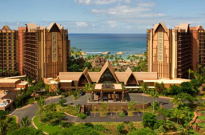 Aulani Disney Vacation Club Villas 2018 Points Chart