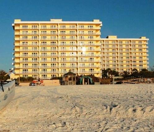 Charter Club of Marco Beach by Hilton Grand Vacations Point Chart