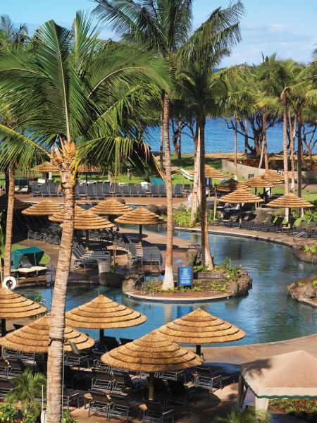 Westin Kaanapali Ocean Resort North 2017 Maintenance Fees