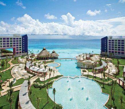 Westin Lagunamar Ocean Resort Cancun 2017 Maintenance Fees