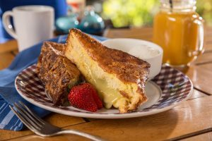 Aunties Kitchen Haupia French Toast
