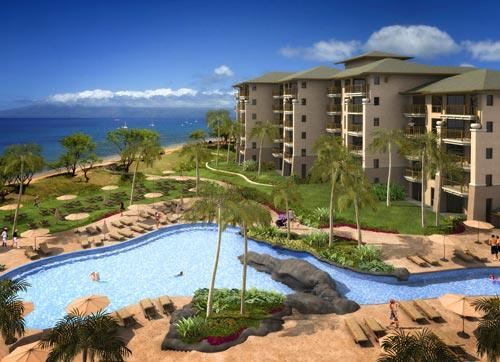 Westin Kaanapali Ocean Resort Villas 2017 Maintenance Fees