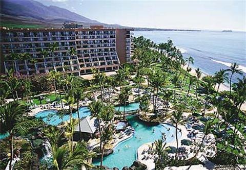 Marriott Maui Ocean Club and clubThrive