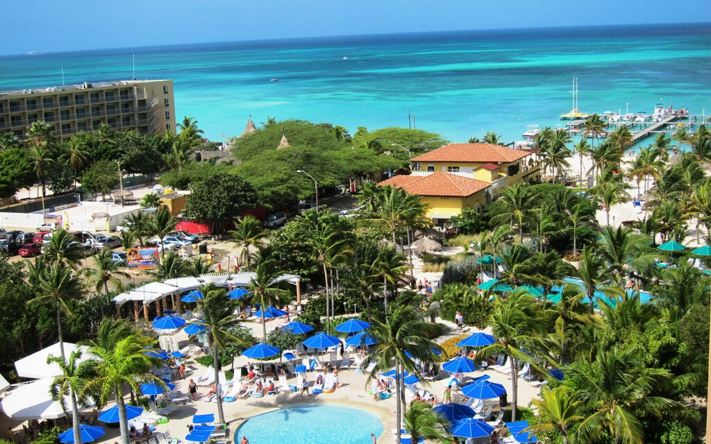 Marriott Aruba Surf Club 2020 Annual Maintenance Fees