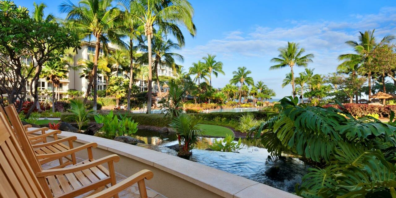 Westin Kaanapali Ocean Resort Villas 2020 Annual Maintenance Fees