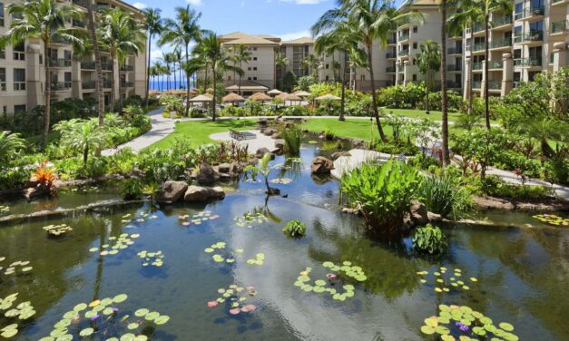 Westin Kaanapali Ocean Resort Villas North 2021 Maintenance Fees