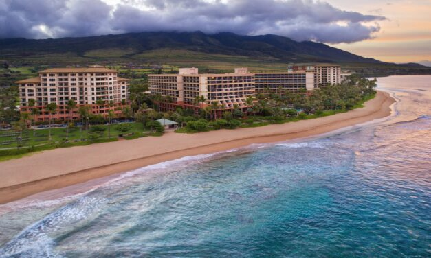 Marriott Maui Ocean Club 2021 Maintenance Fees