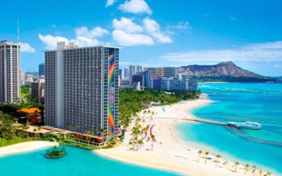 Hilton Grand Vacations Club at Hilton Hawaiian Village Lagoon Tower Site Maps