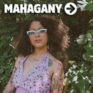Mahagany Shaw Photo