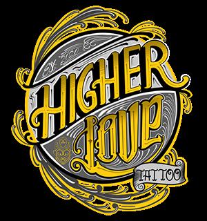 Higher Love Tattoo