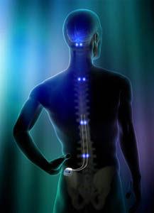 back stimulation