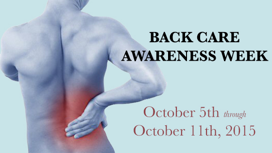 back care awareness