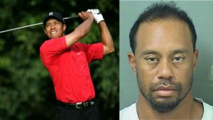 Tiger Woods DUI Prescription Medication