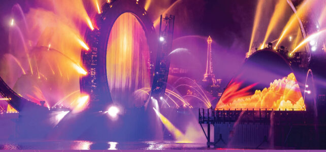 'Harmonious' Will Tell a Story of Global Connection When it Debuts October 1 at EPCOT as Part of 'The World's Most Magical Celebration'
