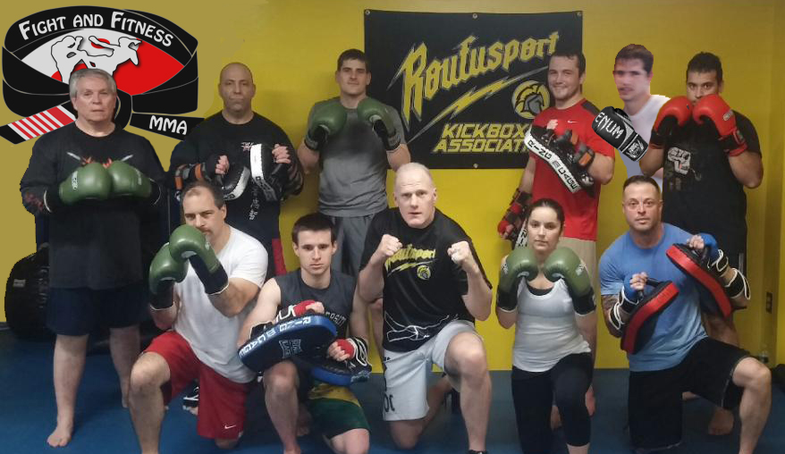 Roufusport Muay Thai Kickboxing