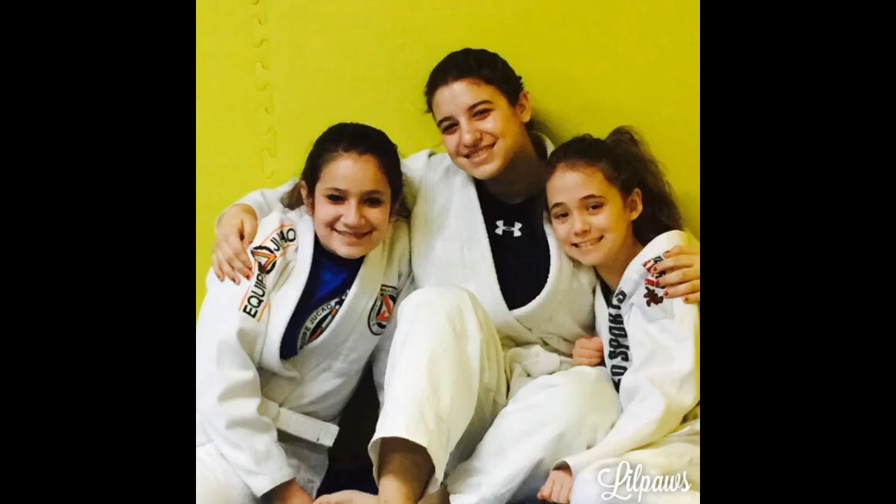 Kids at Fight and Fitness MMA