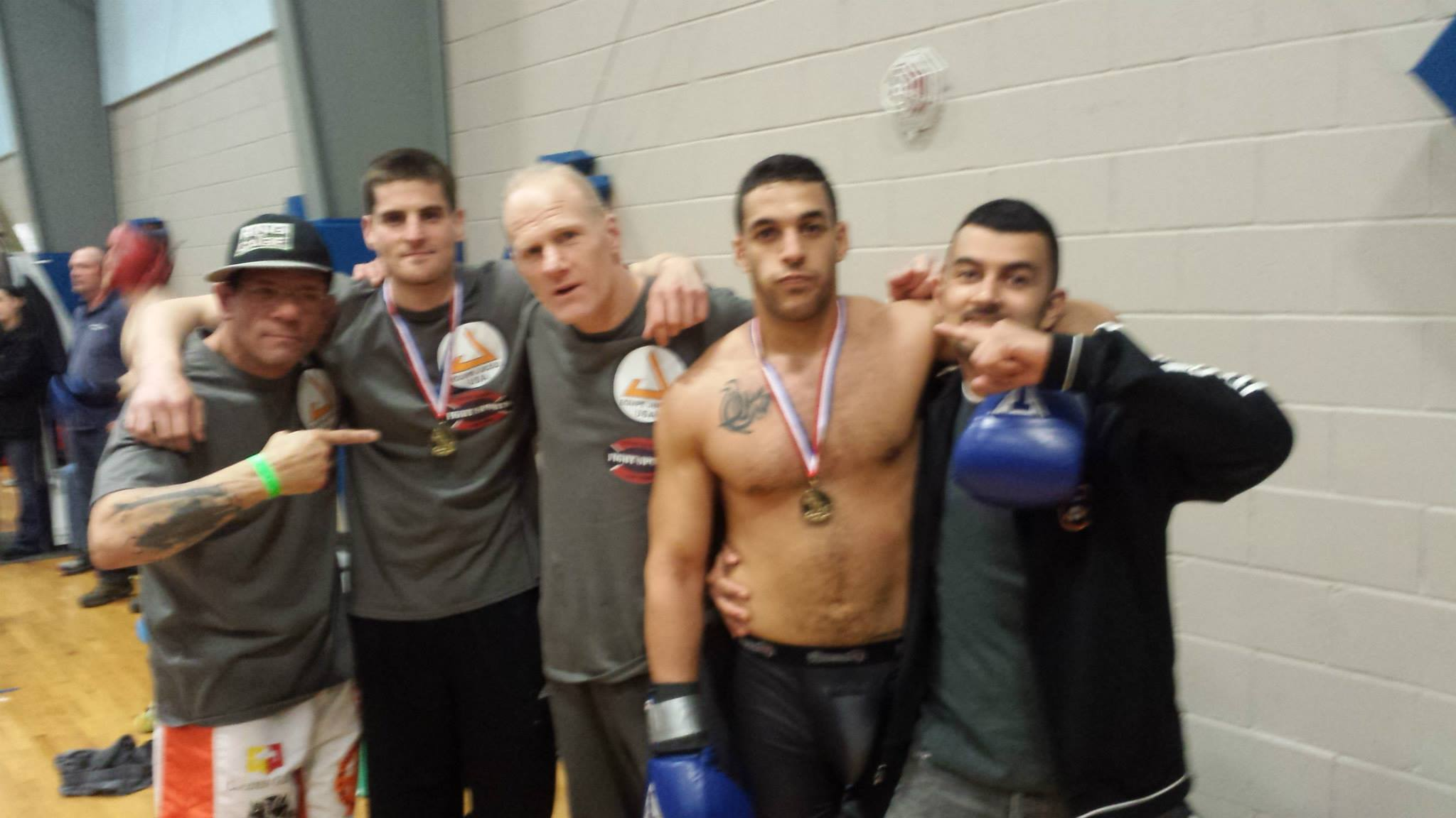 Muay Thai NJ - Fight and Fitness MMA Wins!