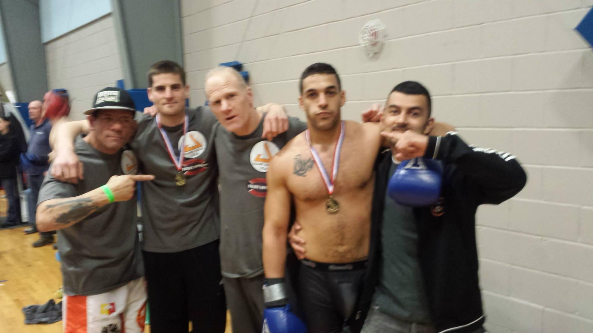 Muay Thai NJ - Fight and Fitness MMA Wins!