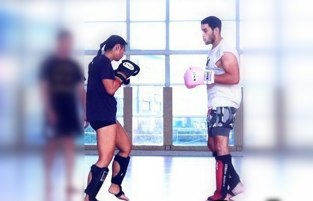 Khristelle Mae Fight and Fitness MMA