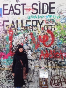 East Side Gallery - Berlin   Tyranny of Pink