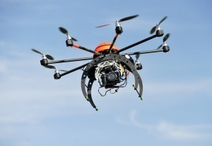 Unmanned aircraft (UA)