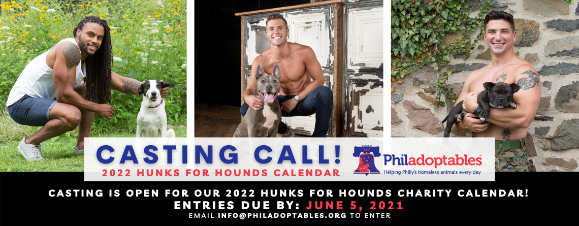Hunks for Hounds Casting Call