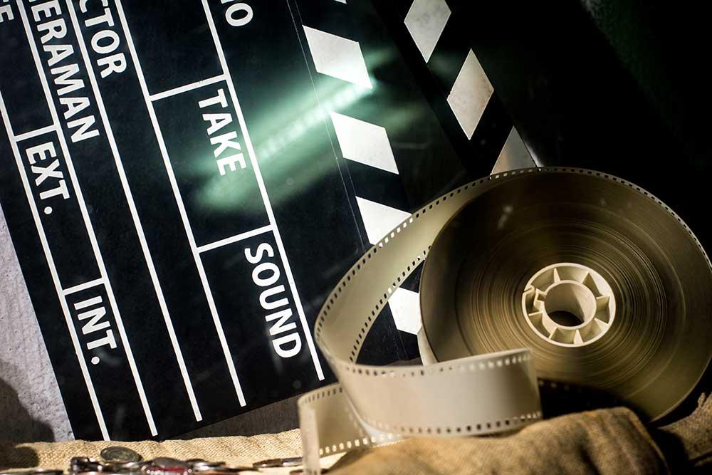 SUPER 8 FILM TRANSFER DVD