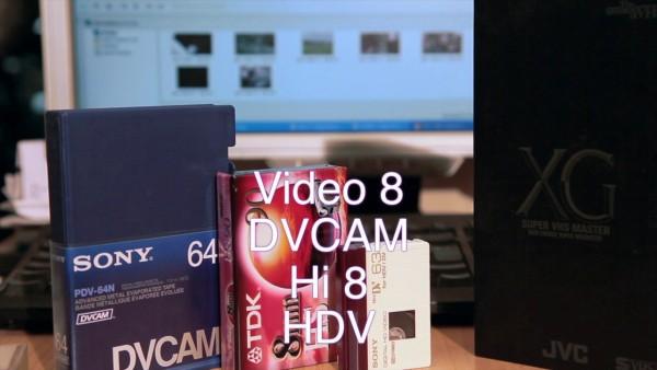 VHS AVI transfer