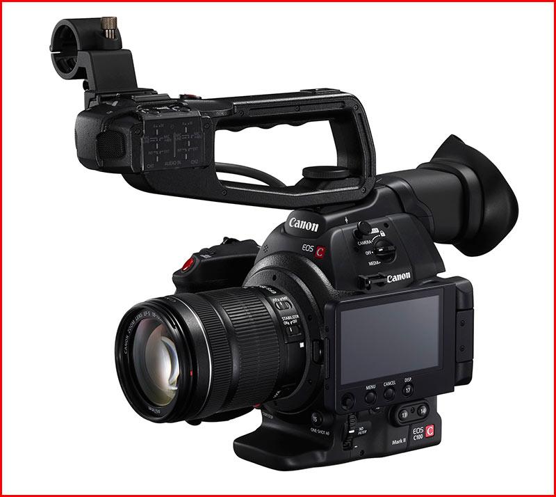 Canon c100 MK 11