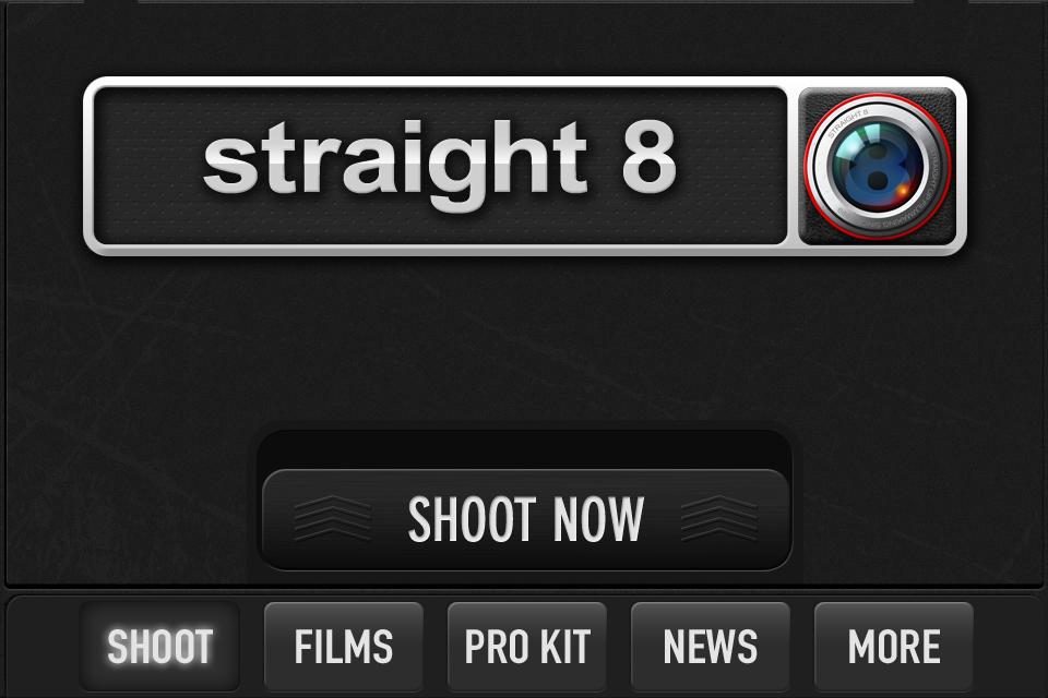 Straight 8